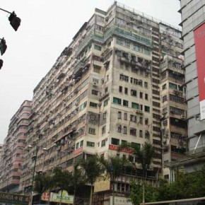Hong Kong's largest housing project is getting a new face
