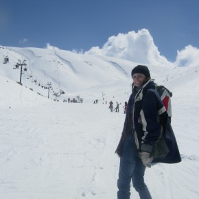 On Location: Faraya-Mzaar, Lebanon