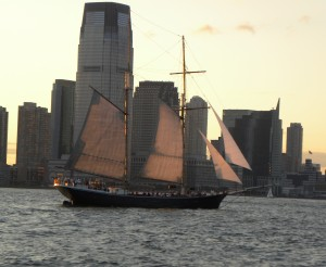 Sailing Towards Sustainability - Courtesy of Eric Joseph Reitmeyer