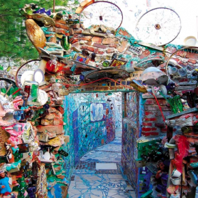 The mosaics of Isaiah Zagar