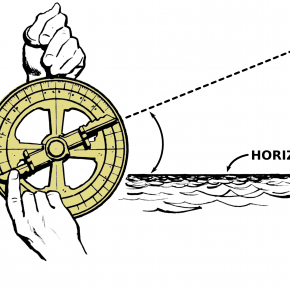 """Astrolabe,"" in courtesy of commons.wikipedia.org"