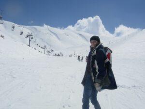 Faraya Mountain Ski Resort Lebanon