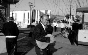 """The Mariachi of Tijuana"" Copyright Paula Tripodi"