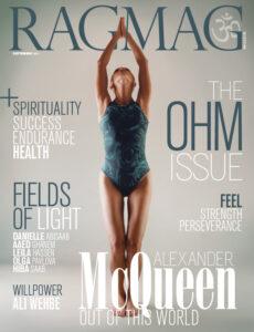 RagMag Alexander McQueen Cover
