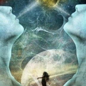 Threads of silver and gold – lucid dreaming weaves different planes of consciousness